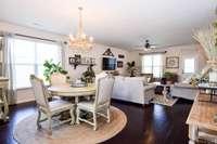 Spectacular designer interior