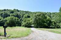 Gorgeous 6.73 acres, private and serene