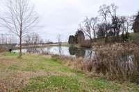 Huge spring fed pond