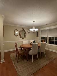 formal dining room view #4