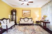 Fabulous formal living room as you enter
