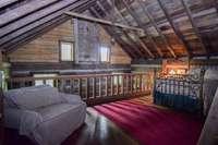 Wonderful upper level bedroom