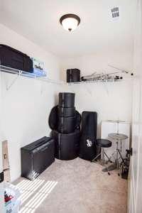 Huge walk-in closet bedroom #5
