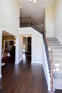 Exceptional home, view as you enter