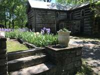 5.8 secluded acres, private, wooded
