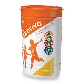 Groviva® - Child Nutrition Supplement - 400g Mango (Tub)