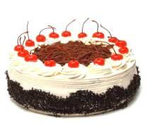 500 Gms Black Forest Cake