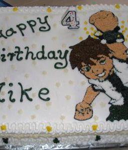 1KG Ben 10 Cake