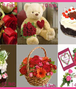 Chocolate Day to Valentine Day Gifts