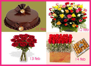 Promise Day to Valentines Day