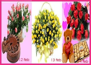 Hug Day Gifts to Valentines Day