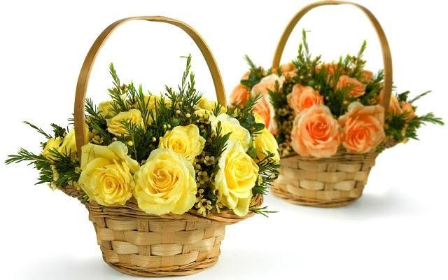 Anniversary Couple Basket