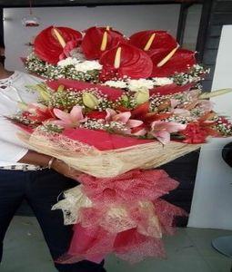 Big Exotic Bouquet