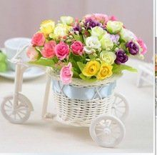 Flowers Bicycle