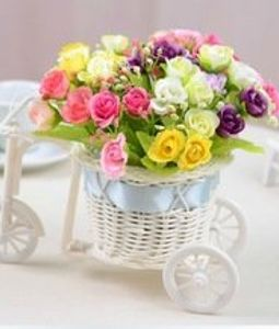 Flowers Bicycle