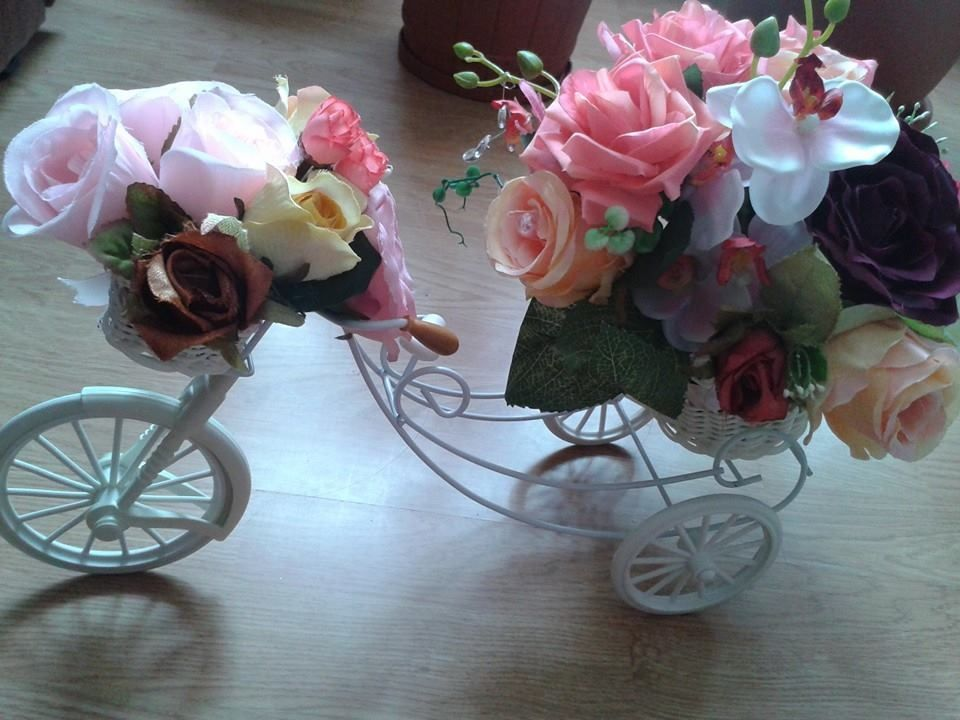 New Design Flowers Bicycle