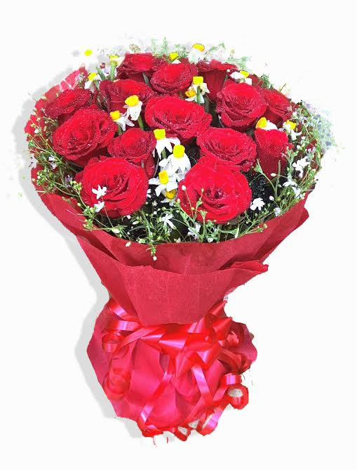 15 Roses Just for You