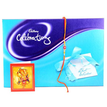Rakhi and Cadbury Celebration C1843