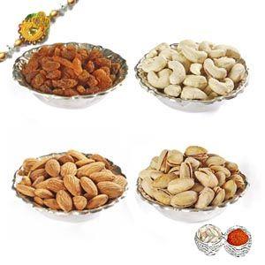 Small Healthy Rakhi Pack C1062