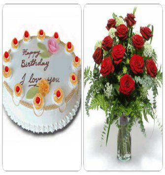 Floret and Cake
