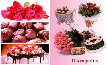 Flower Hampers