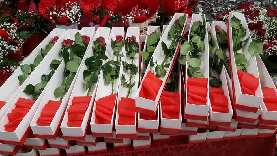 Rose in Box