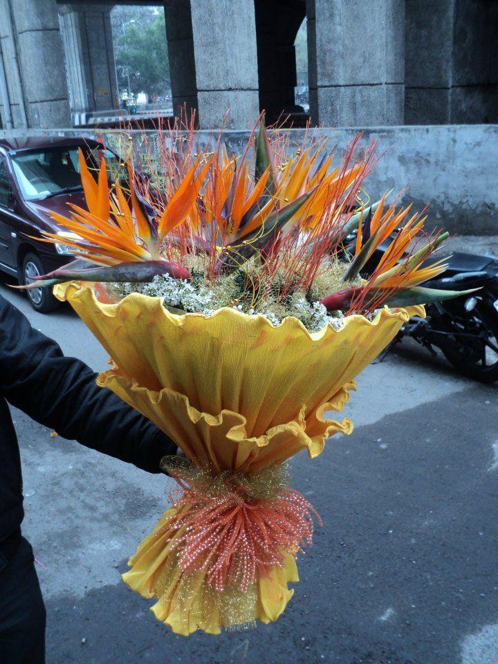 10 Bop Flowers Bunch