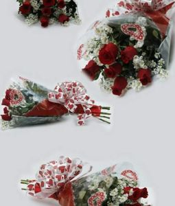 6 Roses Bouquets 20