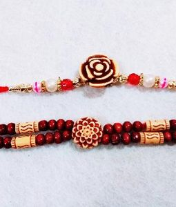 Two Rakhis for Brothers
