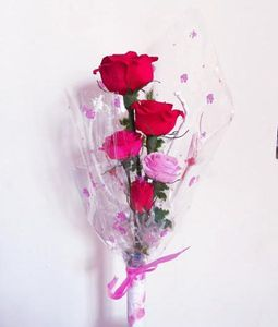 5 Roses Bunch