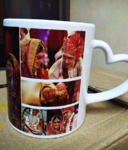 Memorable Marriage Pics Mug