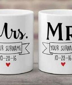 2 Mr and Mrs Mugs