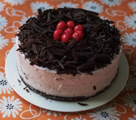 Chocolate Mousse Cake 1 kg