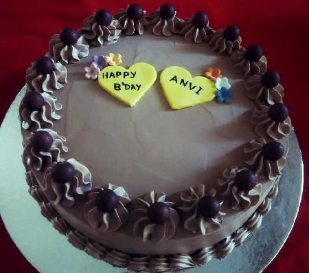 Fresh 1 Kg Chocolate Cake