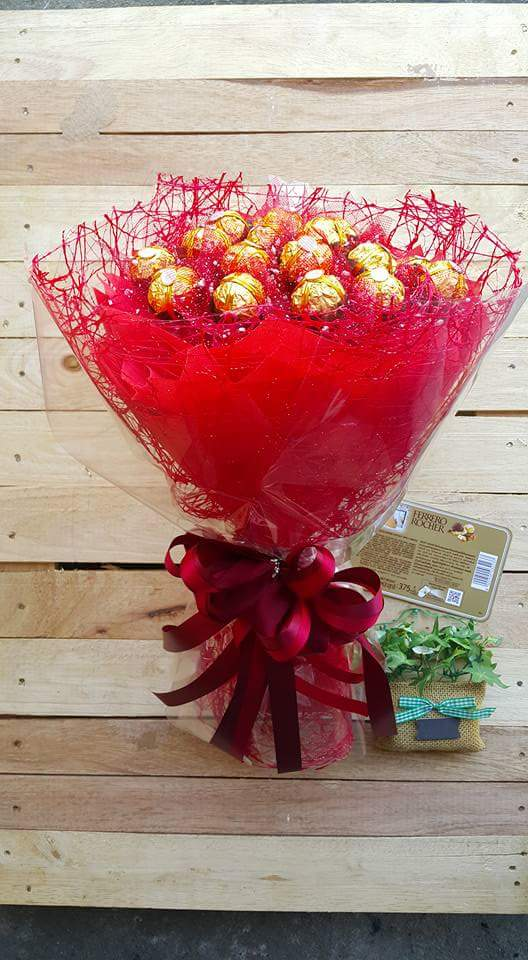 Exclusive Chocolate Bouquet