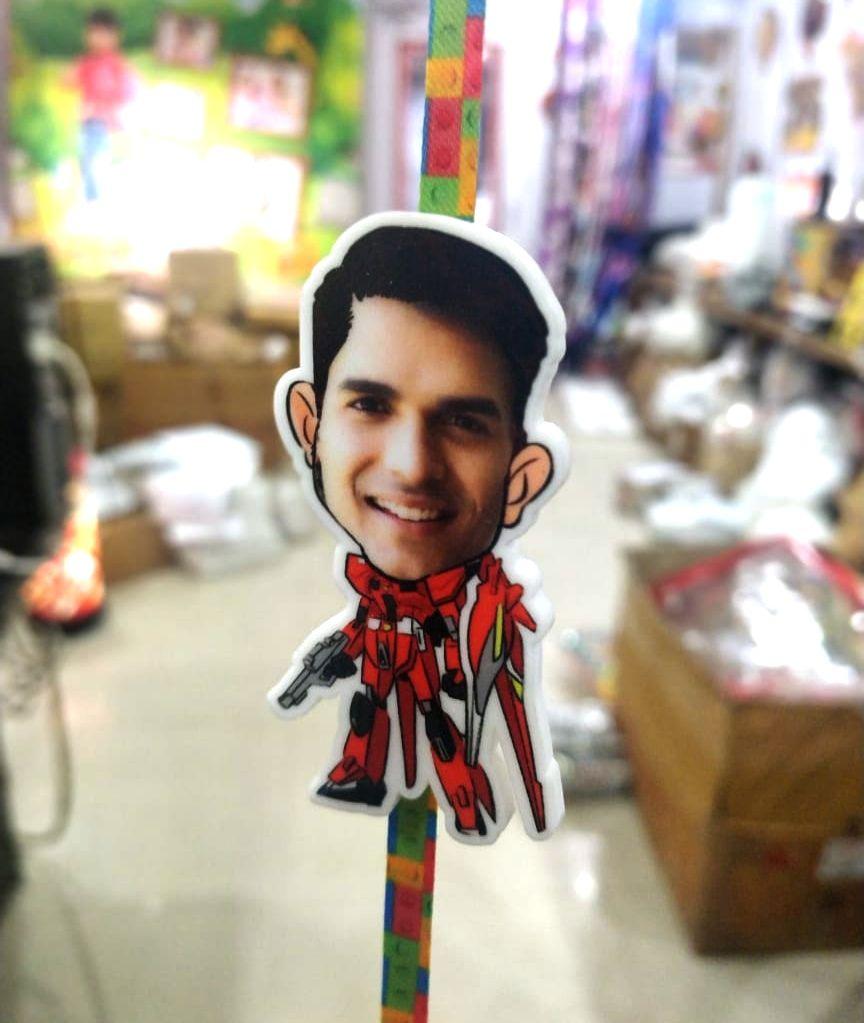 Cool Bro Pic Rakhi