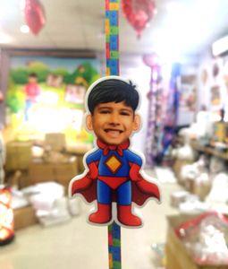 SuperMan Bro Pic Rakhi