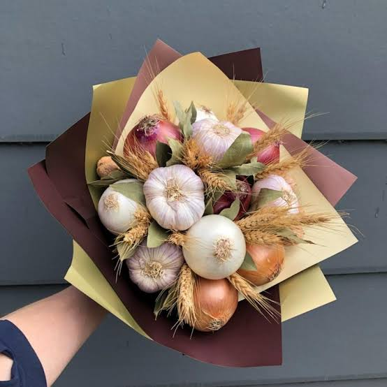 Onion Bouquet