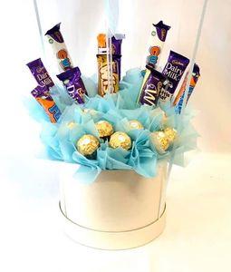 Chocolates Arrangement in Box