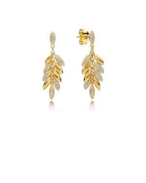 Pandora Limited Edition Floating Grains Earrings 267674CZ