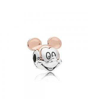 Rose Gold Mickey Mouse Essence Charm 787503