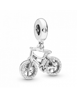 BRILLIANT BICYCLE HANGING CHARM