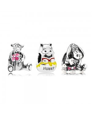 Pooh Bear And Friends Charm Pack GS138