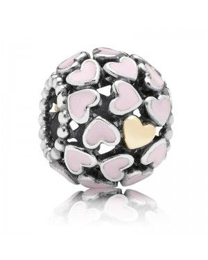 PANDORA Lots Of Love Charm JSP1014 In Gold
