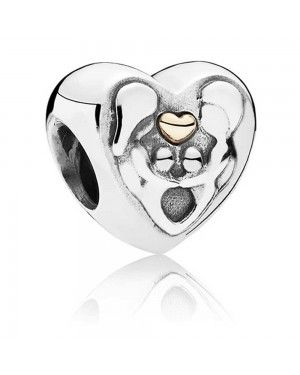 PANDORA Heart Of The Family Family Charm JSP1511 In Gold