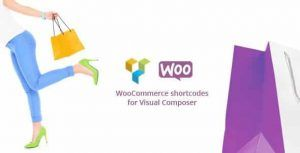 Download Woocommerce shortcodes for Visual Composer