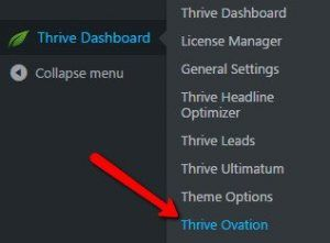 Download Thrive Themes Ovation