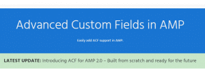 Download ACF for AMP