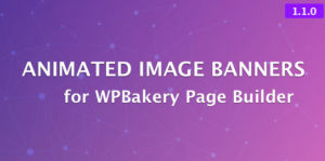 Download Animated Image Banners for WPBakery Page Builder