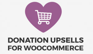 Download Give Donation Upsells for WooCommerce